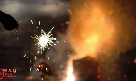 Man sets off Diwali cracker in 3-year-old's mouth, victim critical