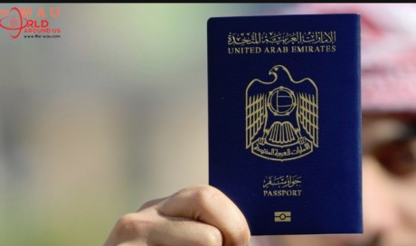 UAE passport now world's 3rd most powerful