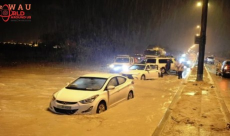 Kuwait minister resigns amid severe flooding