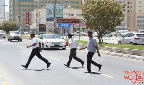 Dubai Police issue new warning: Dh400 fine for jaywalking