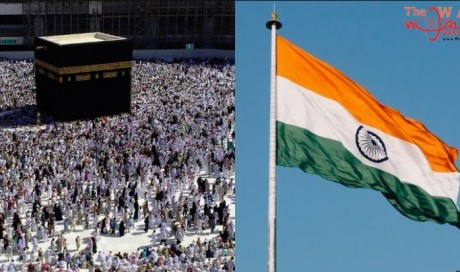 Two Indians detained in Saudi Arabia for clicking pictures with Indian flag