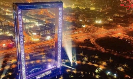 Dubai Frame declared winner at Structural Awards 2018