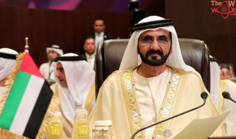 Dubai ruler Sheikh Mohammed says Middle East can become the 'new Europe'