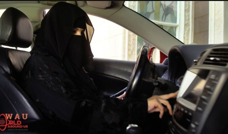 Saudi Women Take Driving Lessons From Expat Instructors