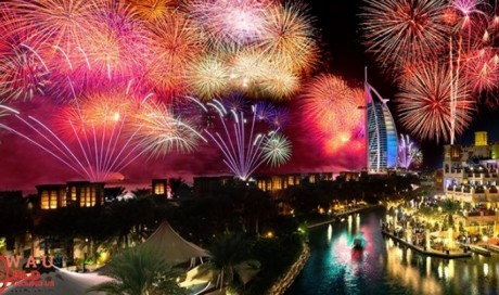 UAE 47th National Day:  Places to watch fireworks in Dubai