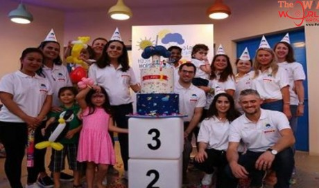 High Hopes Pediatric Therapy Center Celebrates First Anniversary and Reinforces Its Commitment to the Super Special Ones in the Middle East