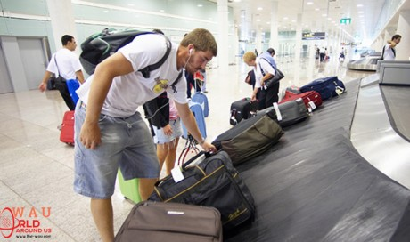 UAE airport announced new baggage rules