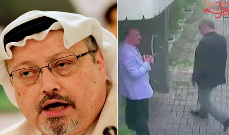 'I can't breathe': Saudi journalist Khashoggi's last words
