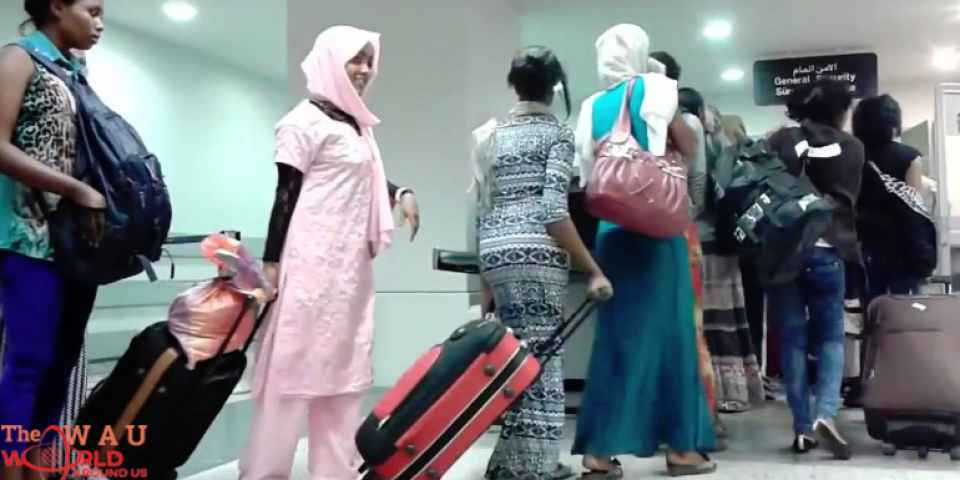Ethiopia banned Sending Domestic Workers to Gulf Countries