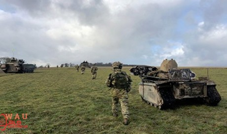 Milrem Robotics UGVs Successfully Tested by British Troops