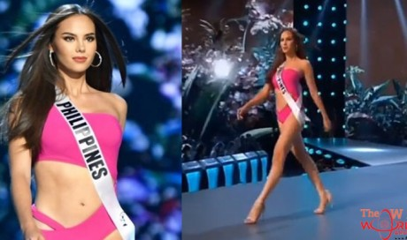 No One Can Get Over Miss Philippines Catriona Gray's Slow-Mo Turn At Miss Universe 2018 Prelims