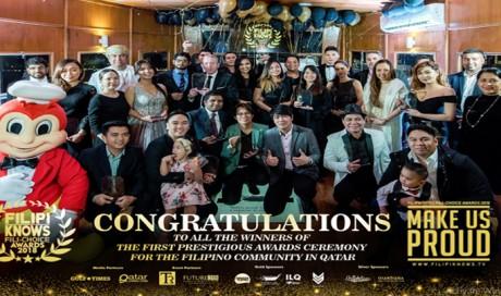 """Fili-Choice Awards:  Big things start from small and humble beginnings"