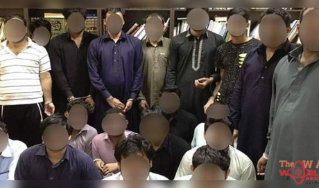 19 Asian expats arrested for Dh200,000 prize phone scam