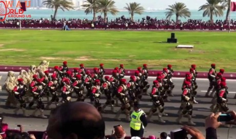 Qatar National Day parade on Corniche to begin at 2.45pm