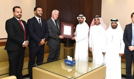Sharjah Finance Department Receives ISO Certification in Quality Management System