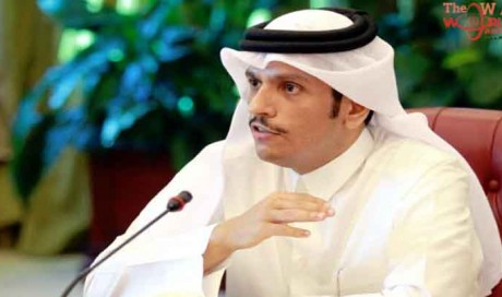 We're over the blockade: Qatar's foreign minister