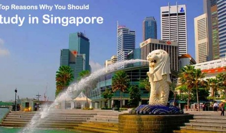 4 Top Reasons Why You Should Study in Singapore