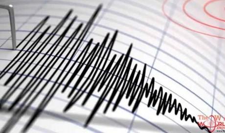 6.9-magnitude quake hits Philippines triggering small tsunami