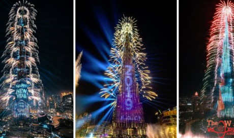 Images: New Year 2019 celebrations around the world