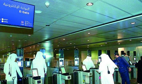 70% of passengers use e-gate facility at HIA