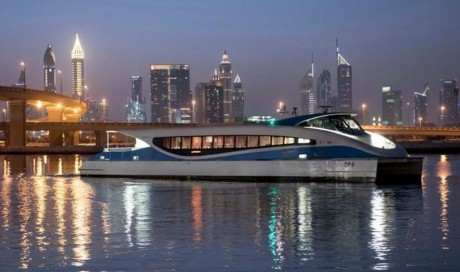 Now, hop between two malls in Dubai in a ferry