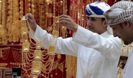 Dubai gold prices rise, 22k priced at Dh147.25