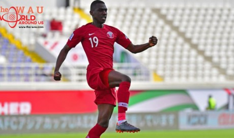UAE refuse to give 'super hat-trick' ball to Qatari striker