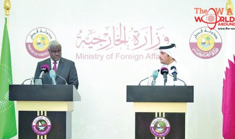 Qatar won't normalise ties with Syria: FM