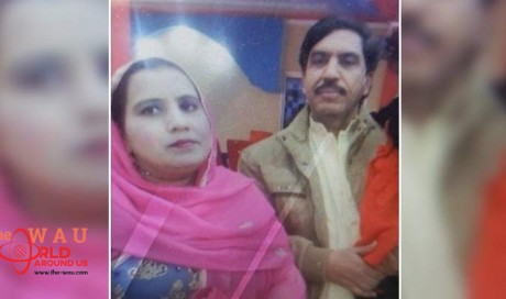 Pakistan arrests officers after shooting couple and their daughter