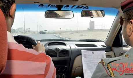 Man jailed for trying to take Dubai driving test for friend
