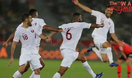 Qatar into Asian Cup semi final after beating South Korea 1-0
