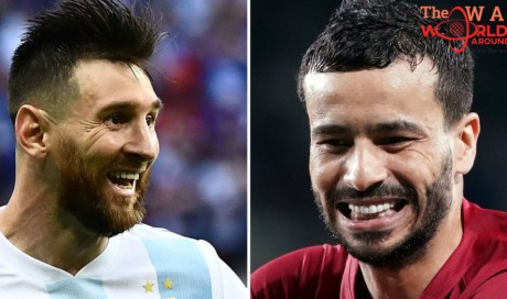 Qatar to face Argentina in this summer's Copa America in Brazil