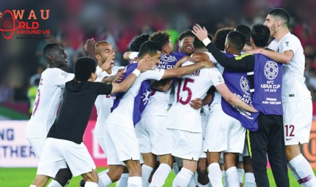 Qatar make history
