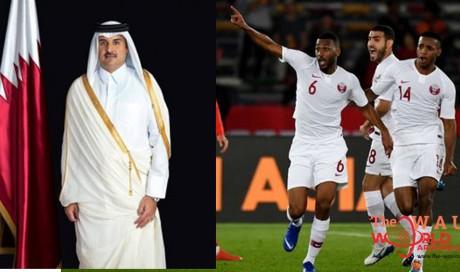 Amir of Qatar, Top Leaders congratulate Qatar national team for reaching semi-finals of Asian Cup