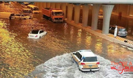 Qatar to upgrade tunnel designs to prevent flooding during the rainy season