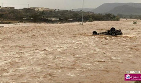 12 killed, 170 injured in Saudi Arabia floods