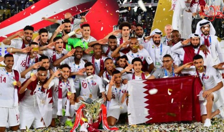 Qatar soar in FIFA ranking; first in Gulf and fifth in Asia