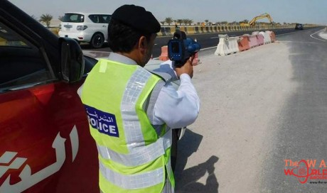 New traffic rules, fines in UAE