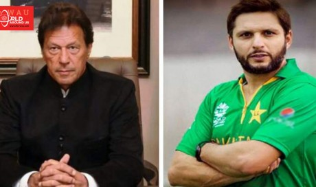 Shahid Afridi reacts to Imran Khan's statement on Pulwama attack
