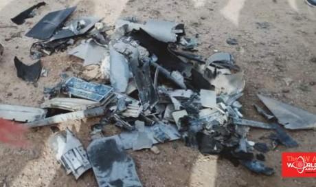 Pakistan drone shot down near Gujarat border in India