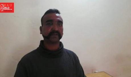 India seeks safe return of pilot captured in Pakistan