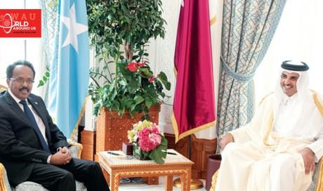 Qatar Amir orders QR73 mn support for Somalia