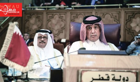 Qatar calls for resolving differences through talks