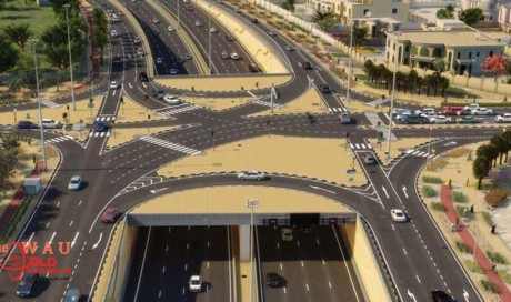 All works on Al Rayyan Road set to be completed soon