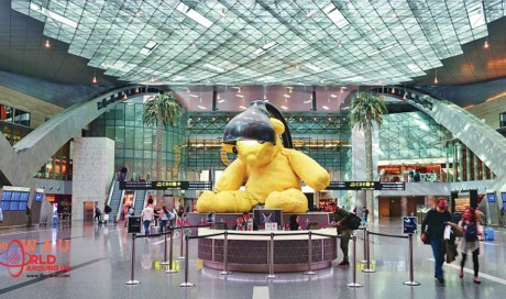 HIA among world's best airports for layovers: TIME