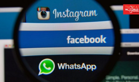 Facebook, Instagram and WhatsApp down for some users