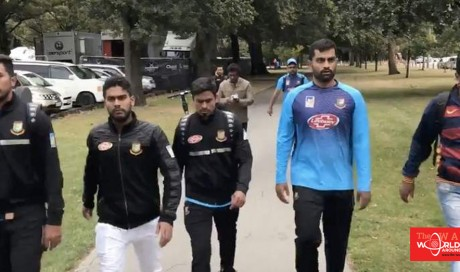 New Zealand, Bangladesh  Test cricket cancelled after mosque terror attacks