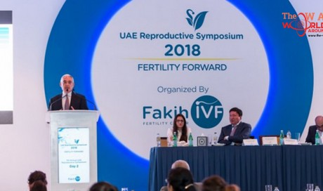 DHA Credited Fakih IVF Symposium Featured Latest Reproductive Health Practices