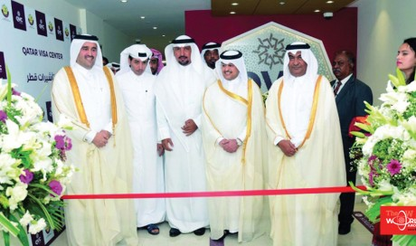 Qatar opens first visa centre in India