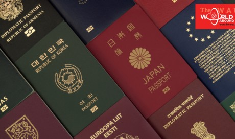 Asia Consolidates Its Passport Power